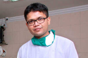 Dr Dipen Shah