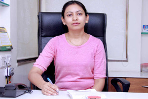 Dr Rajeshwari Shah